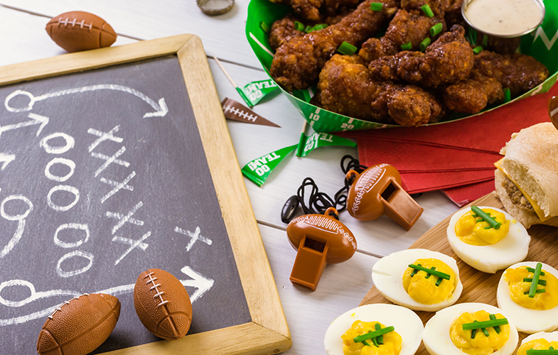 Save on Super Bowl Parties